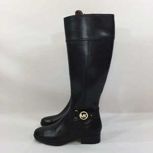 Michael Kors Leather Boots 7